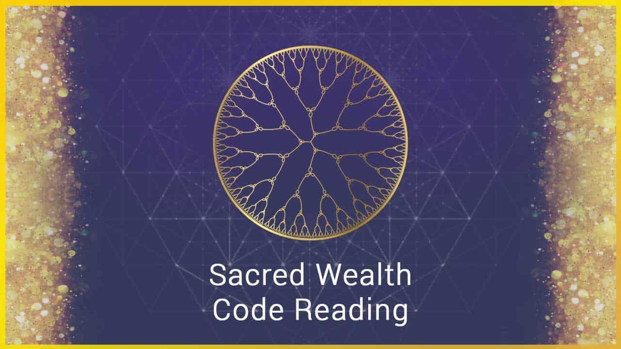 Sacred Wealth Code Readings | Prema Lee Gurreri | Soulutionary